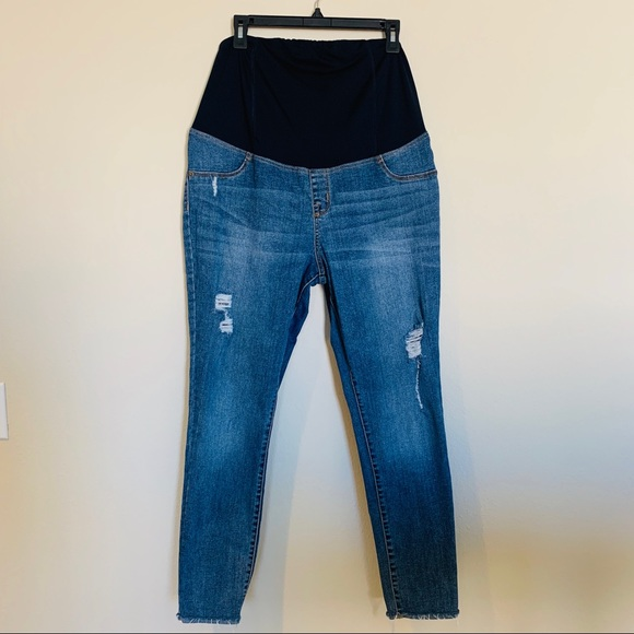 32f4a27fc1aa2 Isabel Maternity by Ingrid & Isabel Jeans | Isabel Maternity Skinny ...